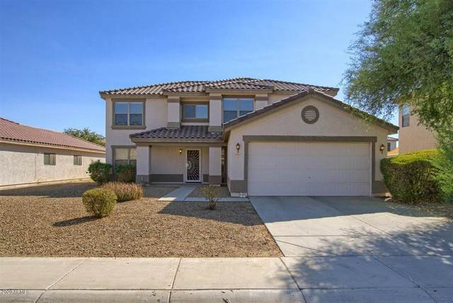 15647 W Gelding Drive, Surprise, AZ 85379 (MLS #6152082) :: Maison DeBlanc Real Estate