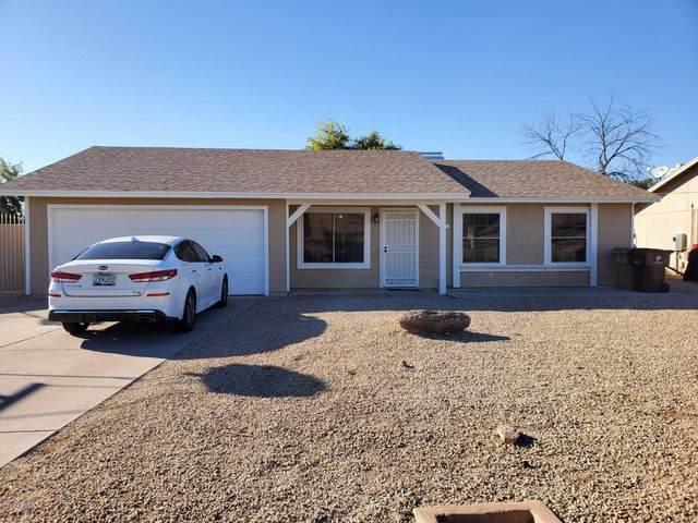 9906 N 87TH Avenue, Peoria, AZ 85345 (MLS #6152099) :: The W Group
