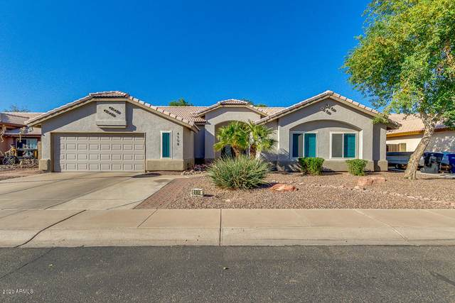 4908 W Boston Street, Chandler, AZ 85226 (MLS #6152106) :: Homehelper Consultants