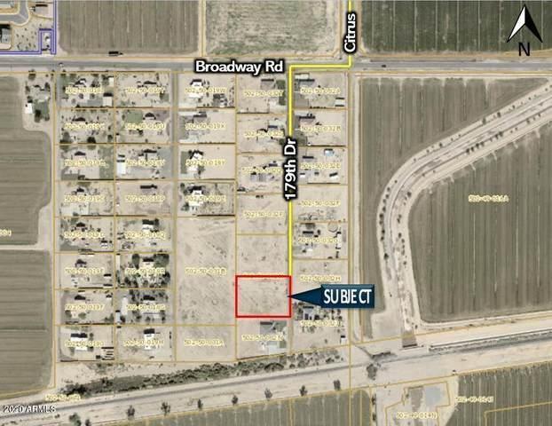 47xx S 179th Drive, Goodyear, AZ 85338 (MLS #6152109) :: The Garcia Group