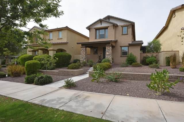 2346 N Heritage Street, Buckeye, AZ 85396 (MLS #6152115) :: Power Realty Group Model Home Center