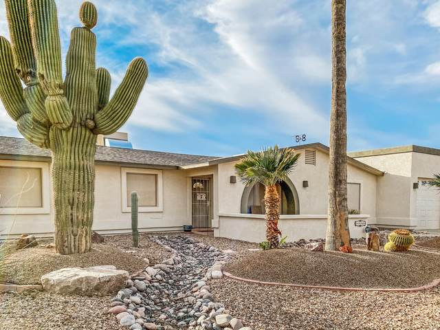 15160 S Rory Calhoun Drive, Arizona City, AZ 85123 (MLS #6152124) :: The Riddle Group