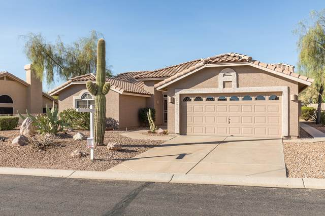 8878 E Saguaro Blossom Road, Gold Canyon, AZ 85118 (MLS #6152131) :: The Riddle Group