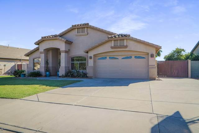 4475 E Runaway Bay Drive, Chandler, AZ 85249 (MLS #6152147) :: Homehelper Consultants