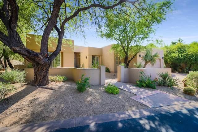 7453 E Tumbleweed Drive, Scottsdale, AZ 85266 (MLS #6152152) :: Dijkstra & Co.