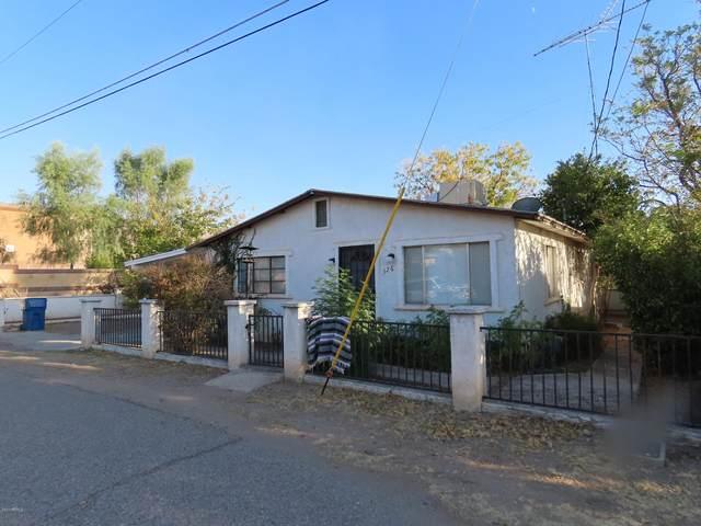 326 W Magma Flats Street, Superior, AZ 85173 (MLS #6152169) :: Brett Tanner Home Selling Team
