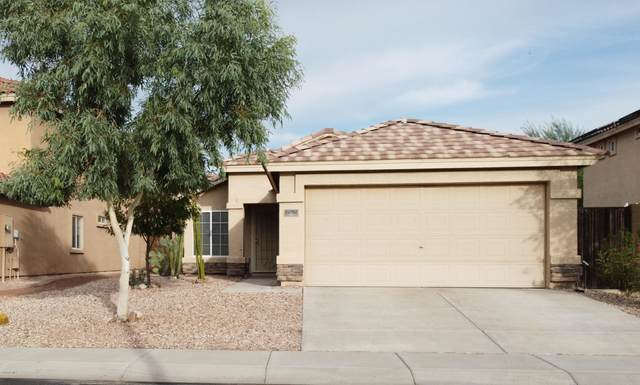 22762 W Morning Glory Street, Buckeye, AZ 85326 (MLS #6152194) :: Maison DeBlanc Real Estate