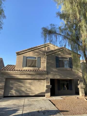 10740 W Taft Street, Phoenix, AZ 85037 (MLS #6152198) :: Maison DeBlanc Real Estate