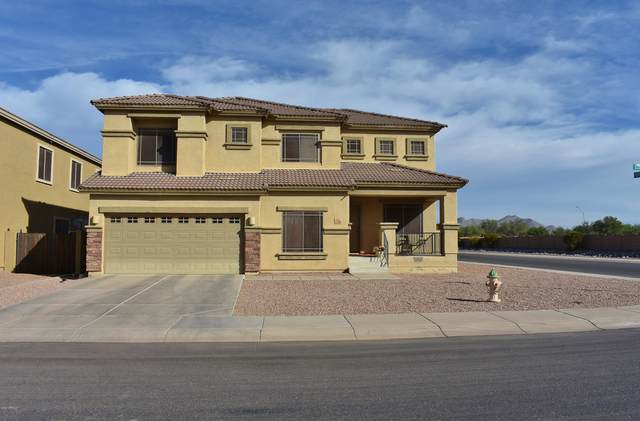 1708 E Elegante Drive, Casa Grande, AZ 85122 (MLS #6152220) :: Power Realty Group Model Home Center