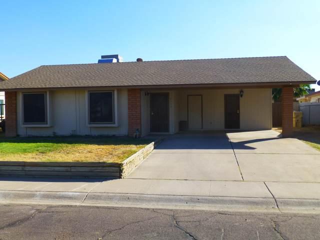 6213 W Mary Jane Lane, Glendale, AZ 85306 (MLS #6152227) :: Dijkstra & Co.