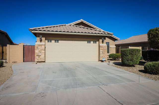 16528 W Desert Bloom Street, Goodyear, AZ 85338 (MLS #6152243) :: Devor Real Estate Associates