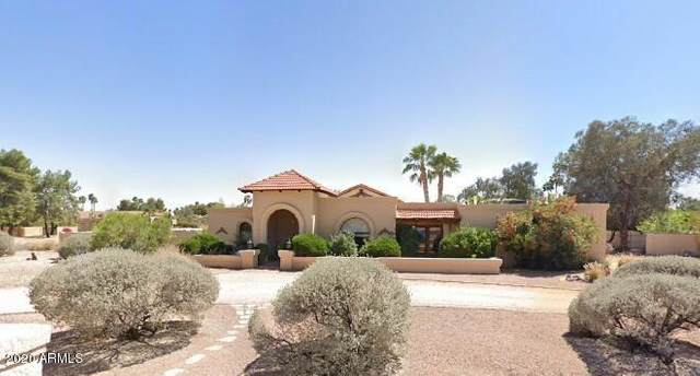 8369 E Charter Oak Road, Scottsdale, AZ 85260 (MLS #6152251) :: TIBBS Realty