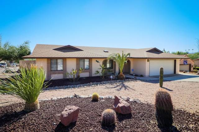 16639 E Glenbrook Boulevard, Fountain Hills, AZ 85268 (MLS #6152261) :: CANAM Realty Group