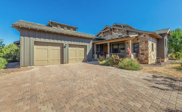 14865 N Hazy Swayze Lane, Prescott, AZ 86305 (MLS #6152284) :: West Desert Group | HomeSmart