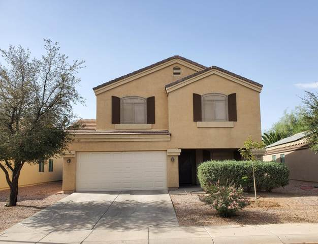 3669 N French Place, Casa Grande, AZ 85122 (MLS #6152293) :: The Riddle Group