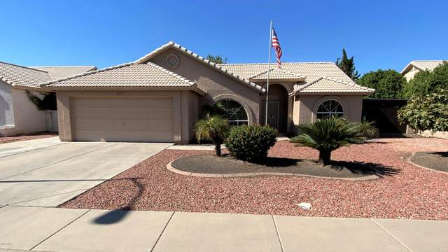 11542 N 76TH Drive, Peoria, AZ 85345 (MLS #6152316) :: Homehelper Consultants
