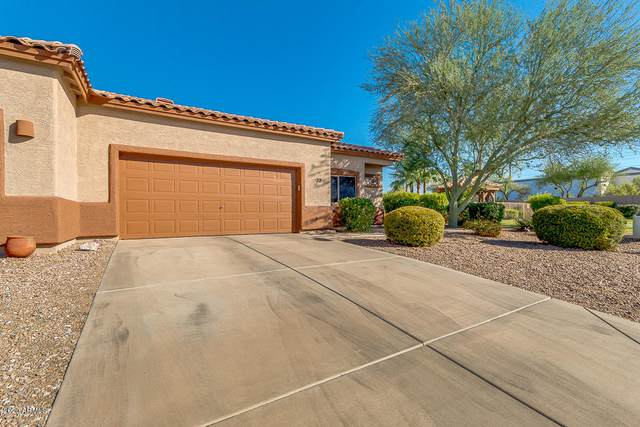6720 E Encanto Street #32, Mesa, AZ 85205 (MLS #6152323) :: The W Group
