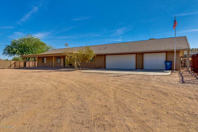5725 E 32ND Avenue, Apache Junction, AZ 85119 (MLS #6152330) :: The Riddle Group