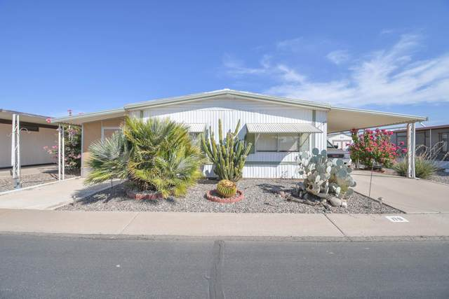 2100 N Trekell Road #170, Casa Grande, AZ 85122 (MLS #6152337) :: The Daniel Montez Real Estate Group