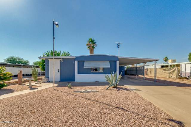 928 S 96TH Way, Mesa, AZ 85208 (MLS #6152342) :: The W Group