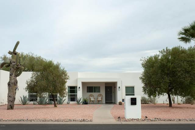 5879 E Onyx Avenue, Paradise Valley, AZ 85253 (MLS #6152353) :: The Dobbins Team