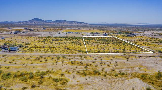 0 W Duff Road, Wickenburg, AZ 85390 (MLS #6152389) :: My Home Group