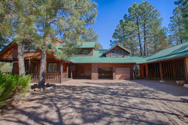 2569 S Wapiti Lane, Pinetop, AZ 85935 (MLS #6152417) :: The Riddle Group