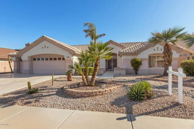 15607 W Ballad Drive, Sun City West, AZ 85375 (MLS #6152438) :: The AZ Performance PLUS+ Team