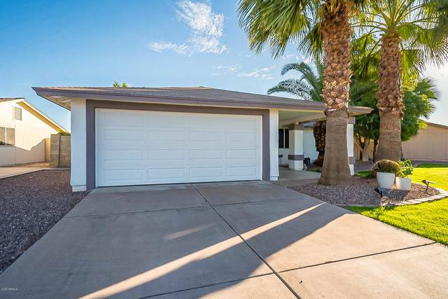 1607 W Boise Place, Chandler, AZ 85224 (MLS #6152448) :: John Hogen | Realty ONE Group