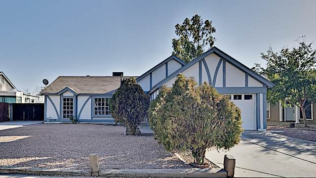 661 E Estrella Drive, Chandler, AZ 85225 (MLS #6152461) :: My Home Group
