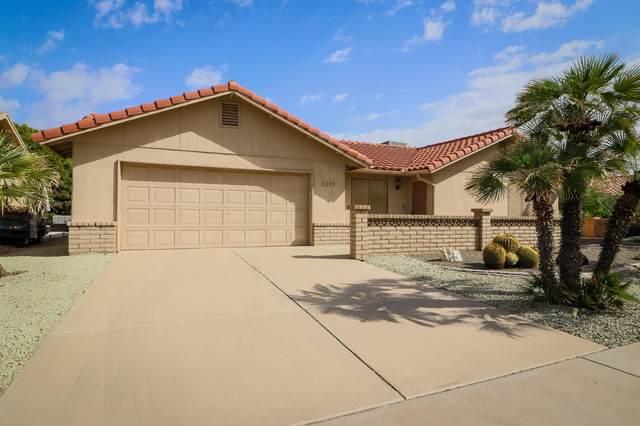 2071 Leisure World, Mesa, AZ 85206 (MLS #6152472) :: My Home Group