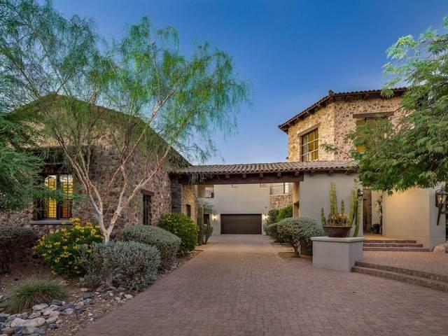 10338 E Mountain Spring Road, Scottsdale, AZ 85255 (MLS #6152479) :: BVO Luxury Group