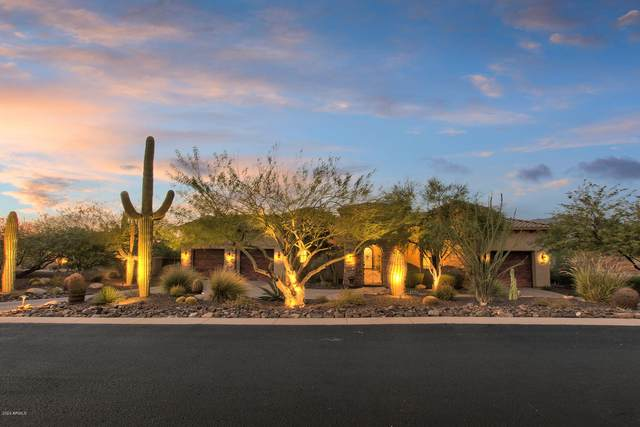 7682 E Verde Vista Trail, Carefree, AZ 85377 (MLS #6152489) :: The Riddle Group