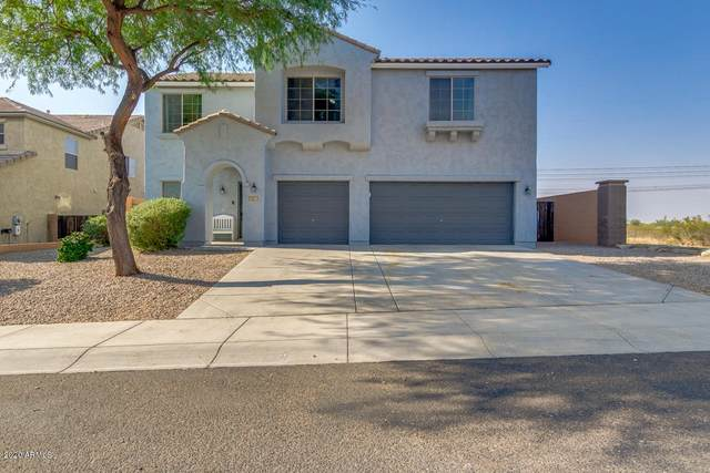 4148 N 298TH Lane, Buckeye, AZ 85396 (MLS #6152523) :: West Desert Group | HomeSmart