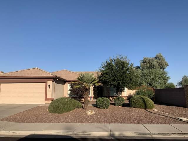 6283 S Huachuca Way S, Chandler, AZ 85249 (MLS #6152538) :: My Home Group