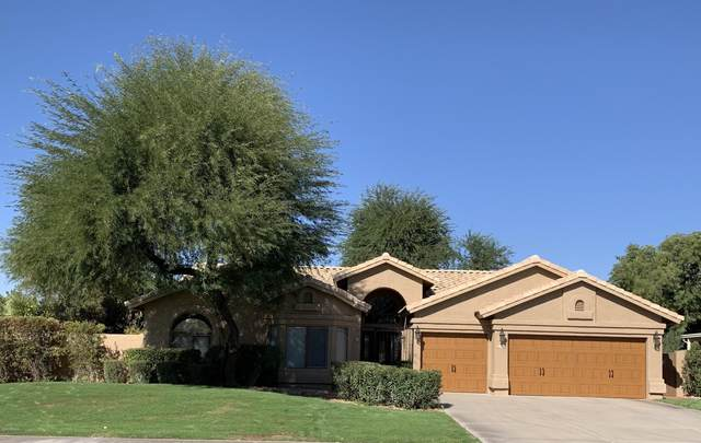 4958 E Paradise Lane, Scottsdale, AZ 85254 (MLS #6152543) :: ASAP Realty