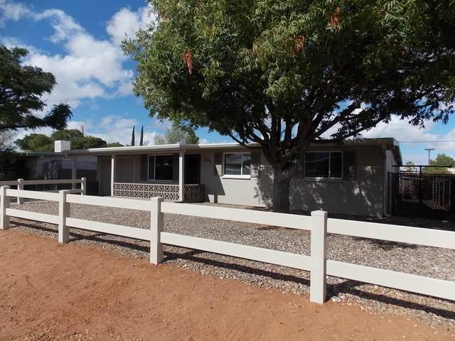 201 W Busby Drive, Sierra Vista, AZ 85635 (MLS #6152578) :: The Riddle Group