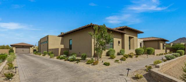 8900 E Sands Drive, Scottsdale, AZ 85255 (MLS #6152594) :: My Home Group