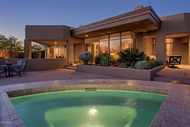 10651 E Honey Mesquite Drive, Scottsdale, AZ 85262 (MLS #6152605) :: The Daniel Montez Real Estate Group