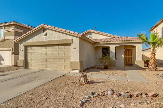 1450 E Avenida Kino, Casa Grande, AZ 85122 (MLS #6152619) :: Arizona Home Group