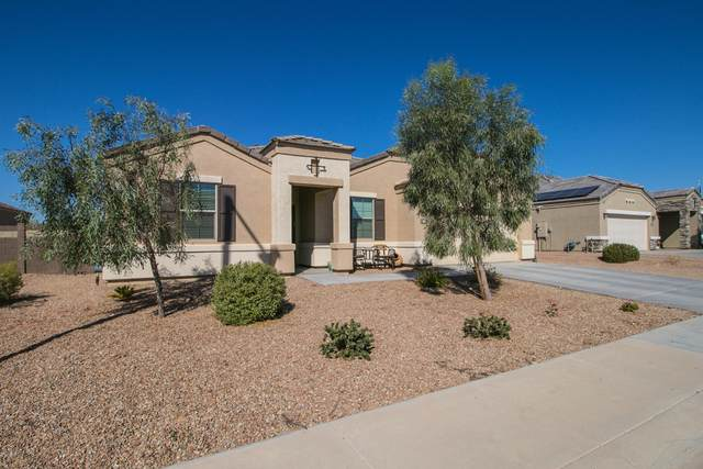 3594 N 306TH Lane, Buckeye, AZ 85396 (MLS #6152652) :: John Hogen | Realty ONE Group