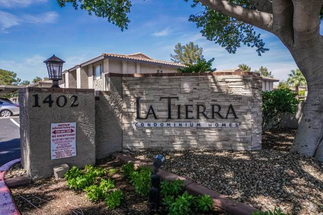 1402 E Guadalupe Road #154, Tempe, AZ 85283 (MLS #6152668) :: My Home Group
