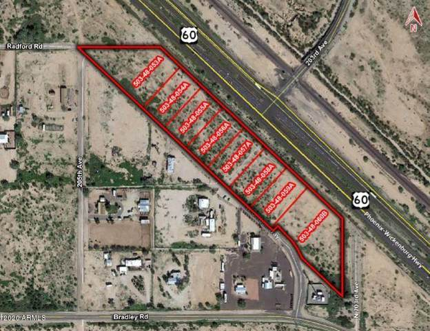xxxxx N 203rd Avenue, Wittmann, AZ 85361 (MLS #6152680) :: The Riddle Group