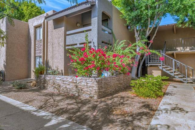 3825 E Camelback Road #163, Phoenix, AZ 85018 (MLS #6152688) :: The Ellens Team