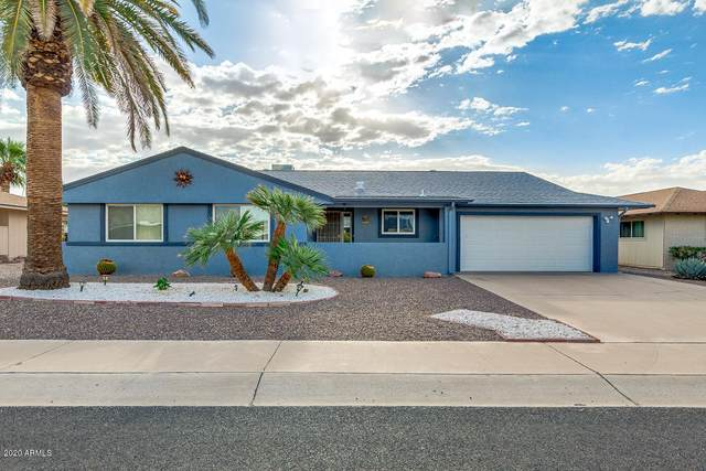 15607 N 105TH Drive, Sun City, AZ 85351 (MLS #6152694) :: Lifestyle Partners Team