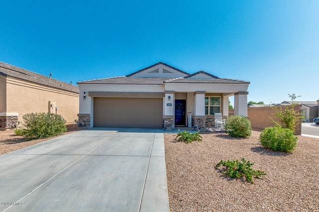 3745 N 298TH Avenue, Buckeye, AZ 85396 (MLS #6152695) :: West Desert Group | HomeSmart