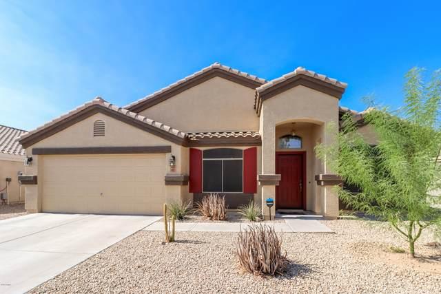412 N 23rd Street, Coolidge, AZ 85128 (MLS #6152706) :: Keller Williams Realty Phoenix