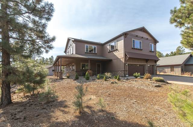 3405 W Picket Line, Flagstaff, AZ 86005 (MLS #6152708) :: Service First Realty