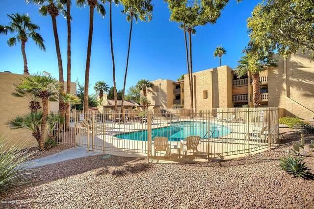 4950 N Miller Road #116, Scottsdale, AZ 85251 (MLS #6152735) :: Homehelper Consultants