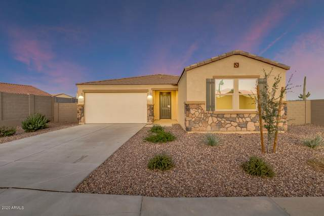 48083 N El Buho Pequeno, Gold Canyon, AZ 85118 (MLS #6152741) :: The Riddle Group